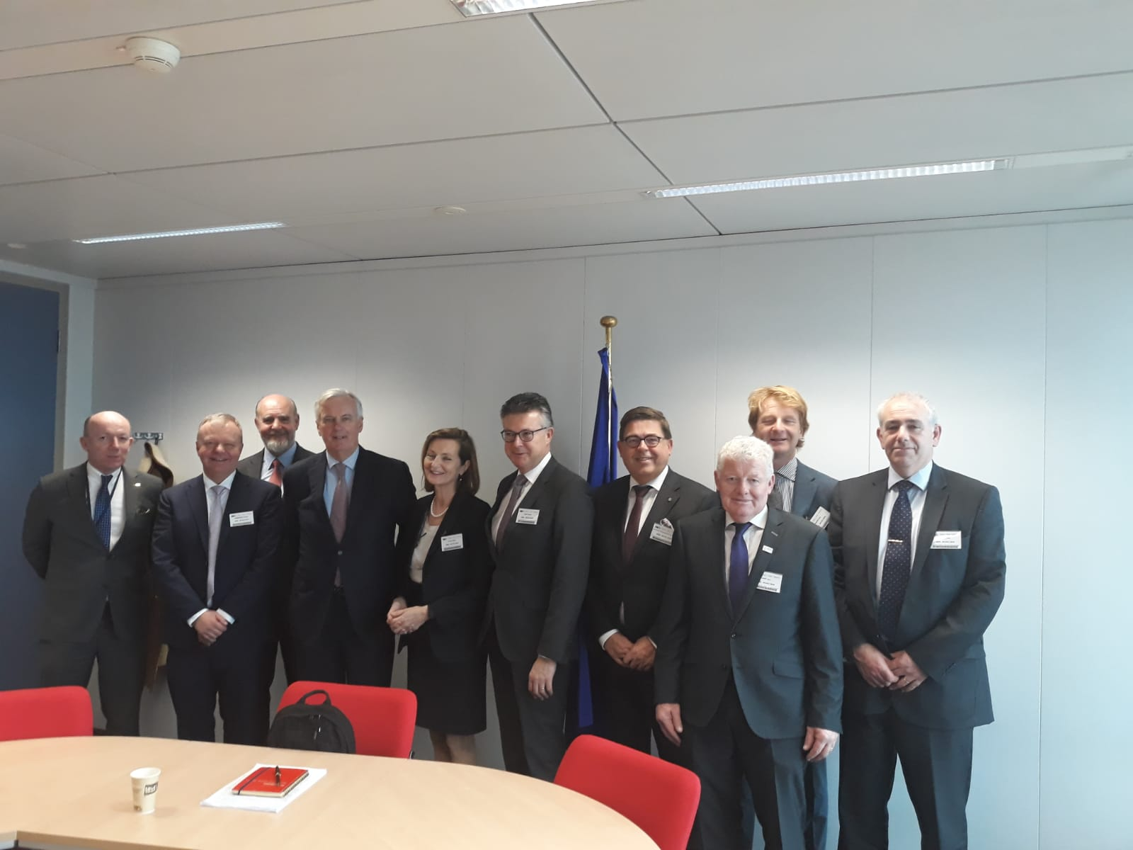 Meeting CELCAA Barnier 04022019